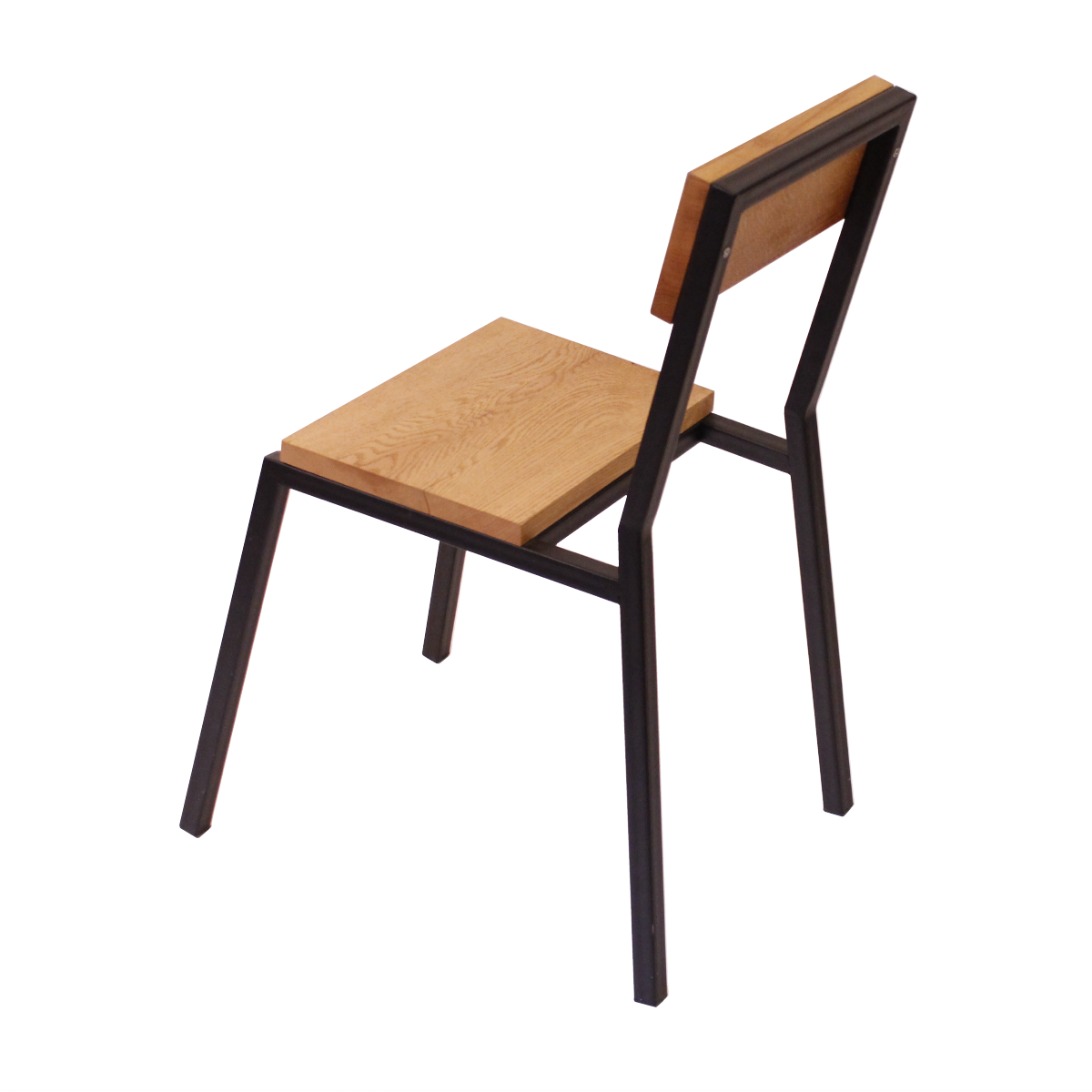 chair-3-quarter-back-oak-and-steel-png